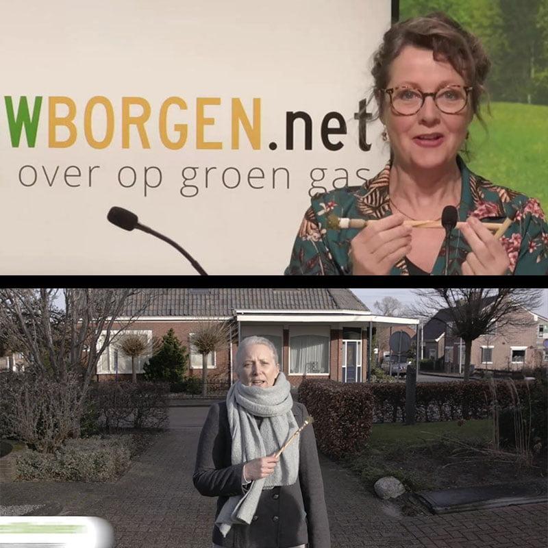 Nieuwborgen.net groen gas